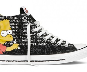 Converse lança All Star dos Simpsons