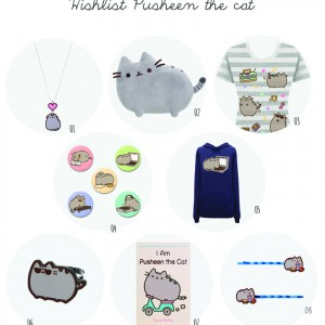 Wishlist Pusheen the Cat