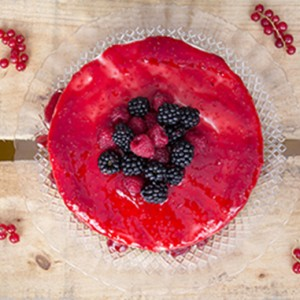 Sessão Gourmet: Torta Cheesecake