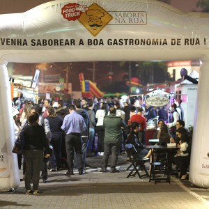 1º Festival de Food Truck no Shopping Metrópole