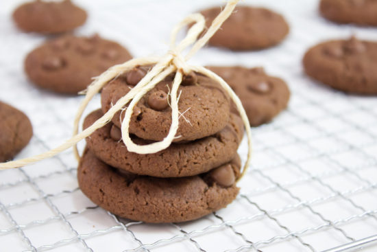 Sessão Gourmet: Cookies de Chocolate
